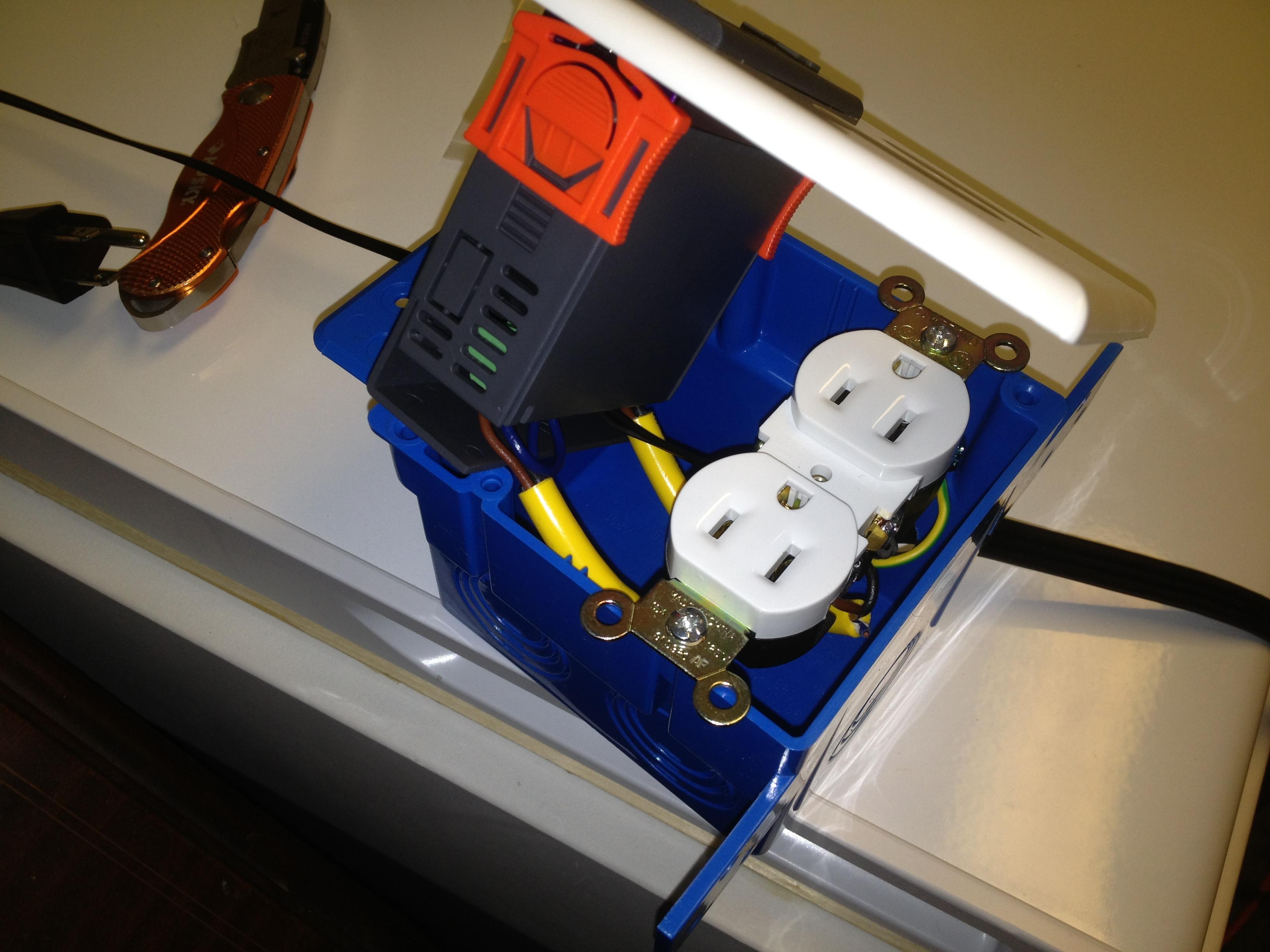 Final Thermostat Assembly