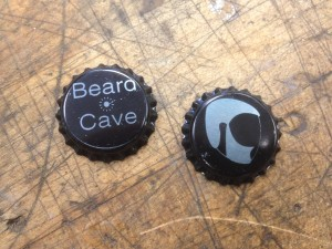 Fresh Bottle Cap Prototypes